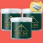 ANTI TAR AT300 Filter Tar Rokok Universal Asli - AT300 3 Box